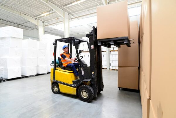 Access Forklift Product Page
